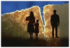 Travail et vie de famille - Divorce