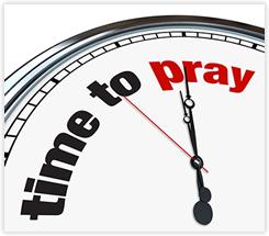 Travail et vie de famille - Temps de prière